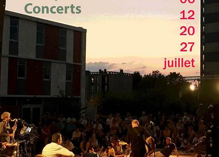 Les Veillées #12 - Concerts, spectacles et banquets en plein air à Allonnes