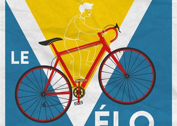 Le Vélo De Course à Grenoble