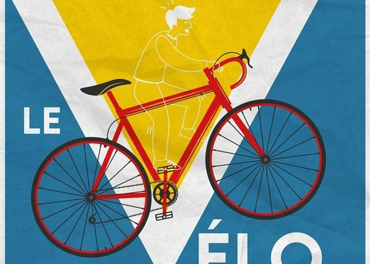 Le Vélo De Course à Saint Etienne