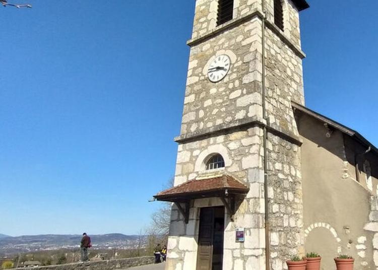 Le Vieux Seynod Sur La Butte Saint-martin à Annecy