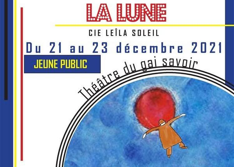 Le Vieux Tsigane Et La Lune à Lyon