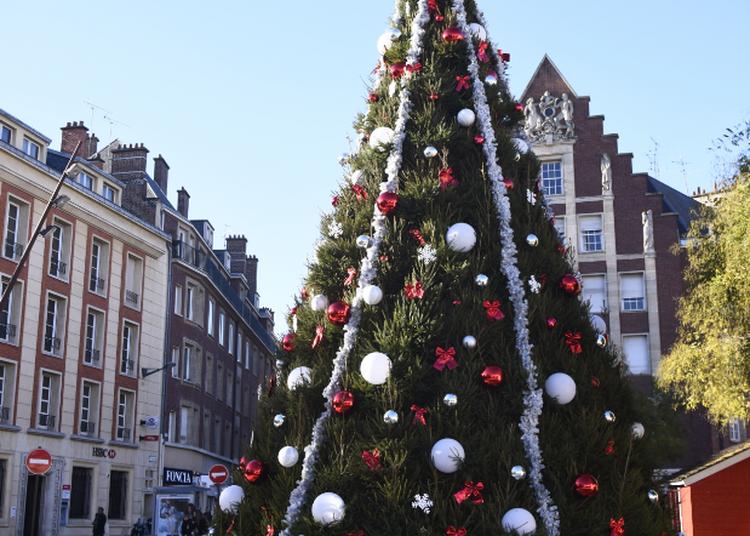 Le Village Des Bulles De Noël à Amiens