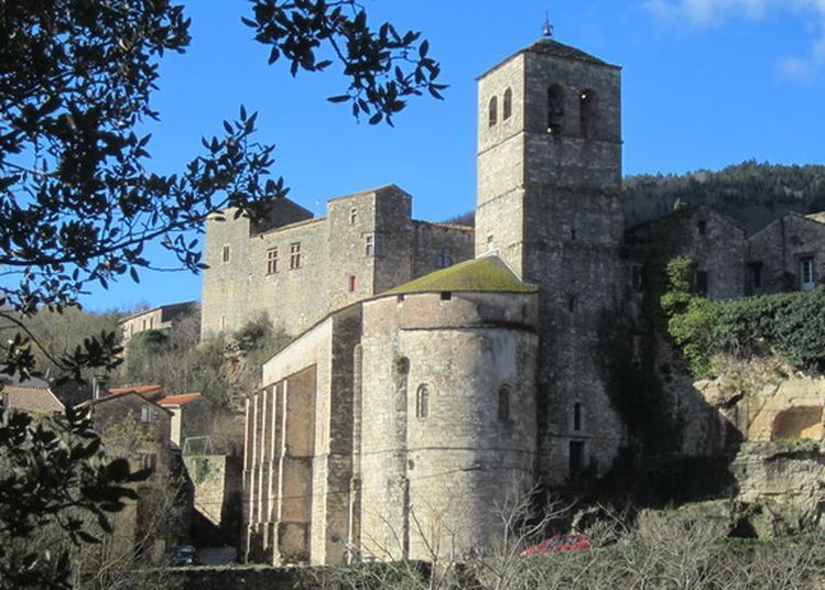 Le Village Fortifié De Boussagues Fête Ses 900 Ans D'histoire à La Tour sur Orb