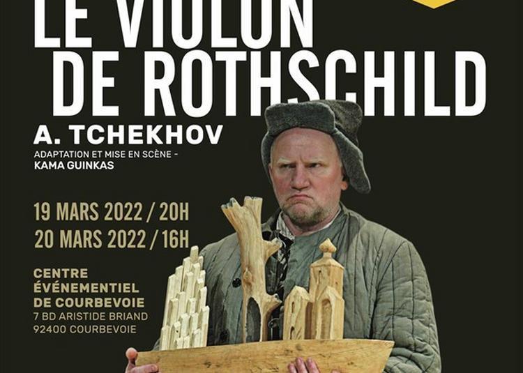 Le Violon De Rothschild à Courbevoie