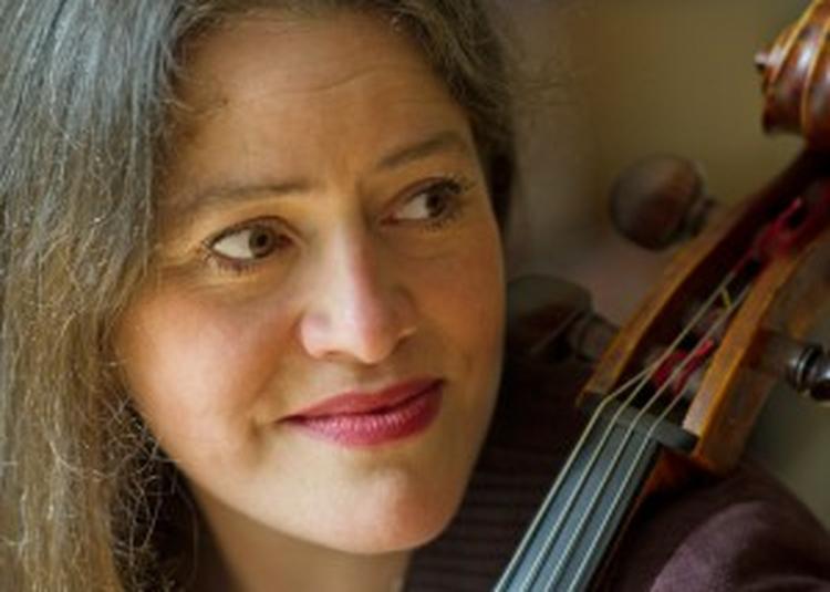 Le Violoncelle De Guerre / Emmanuelle Bertrand - François Marthouret - Bach, Britten, Durosoir, Debussy, Amoyel à Paris 19ème