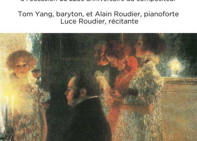 Le Voyage d'Hiver de Franz Schubert à Villeneuve les Avignon
