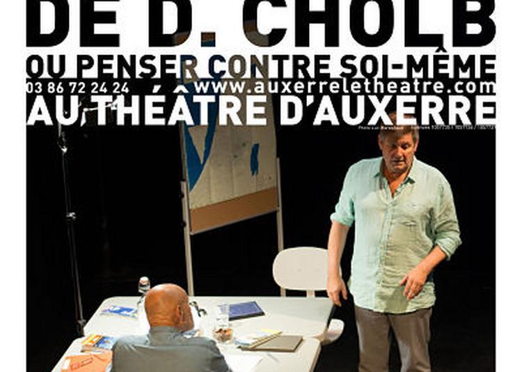 Le voyage de D. Cholb à Auxerre