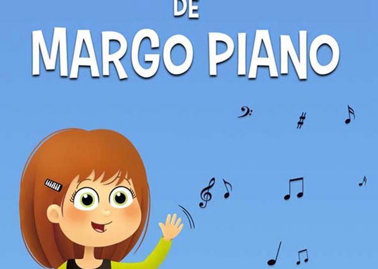 Le Voyage Musical De Margo Piano à Paris 5ème