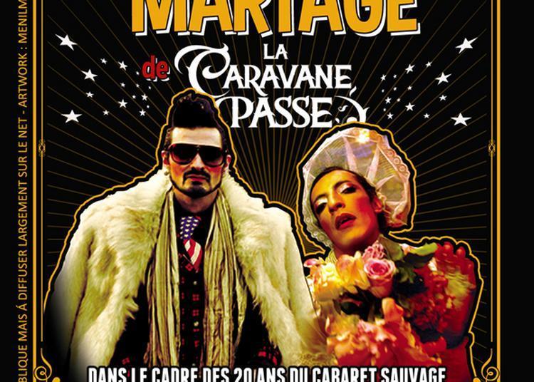 Le Vrai-Faux Mariage De La Caravane Passe à Paris 19ème