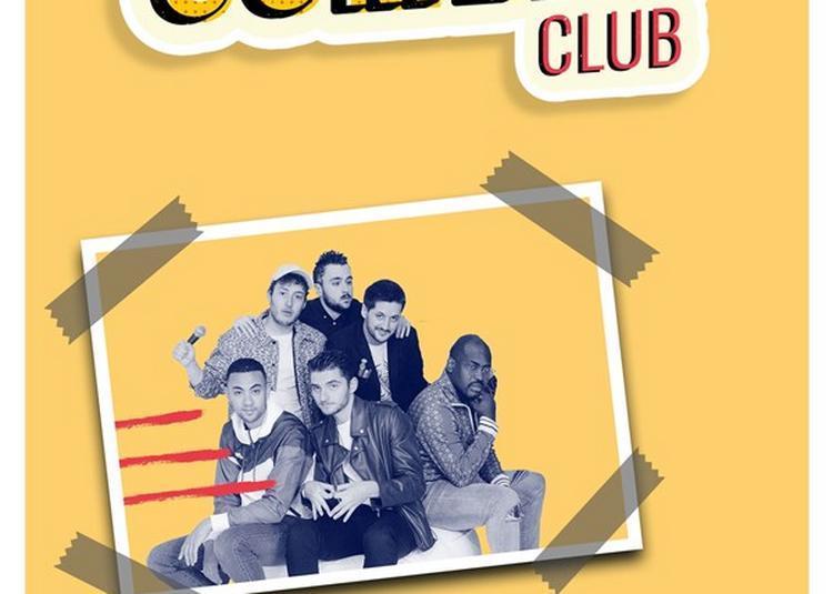 Le Vynil Comedy Club à Nice