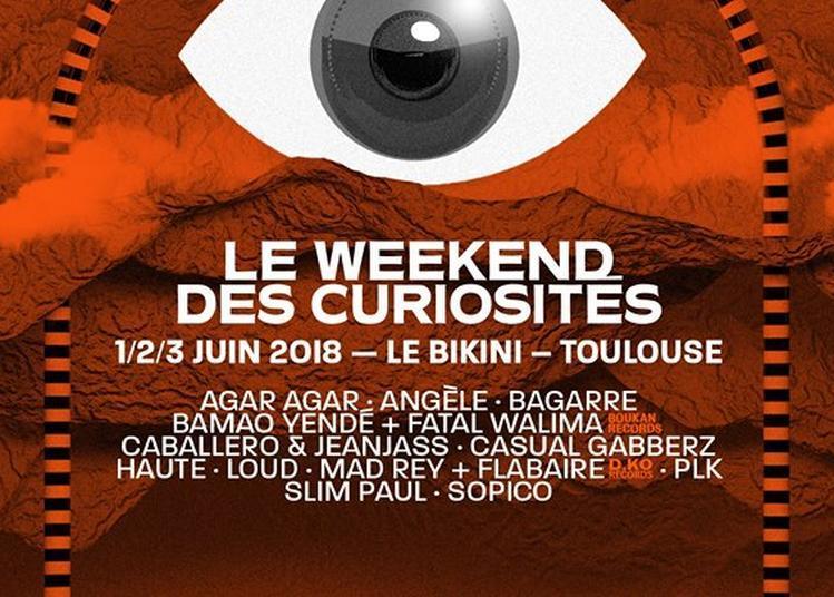Le Weekend Des Curiosités 2018 à Ramonville saint Agne
