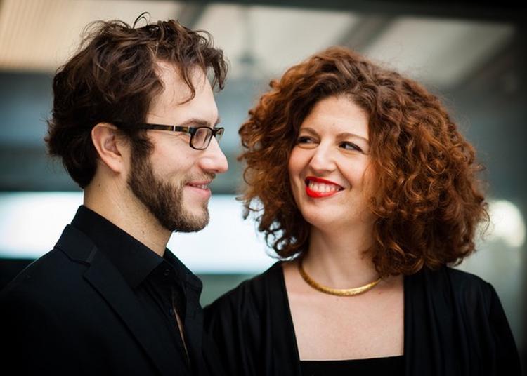 Lea Castro & Antoine Delprat à Paris 1er