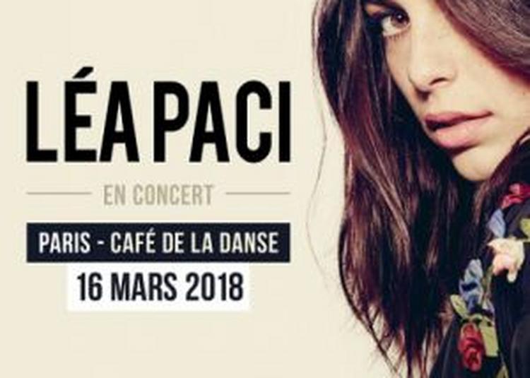 Lea Paci à Paris 11ème