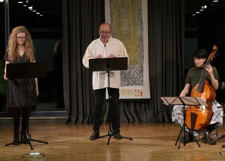 Lecture-concert Trois Jours Dans La Vie De Paul Cézanne à Auvers sur Oise