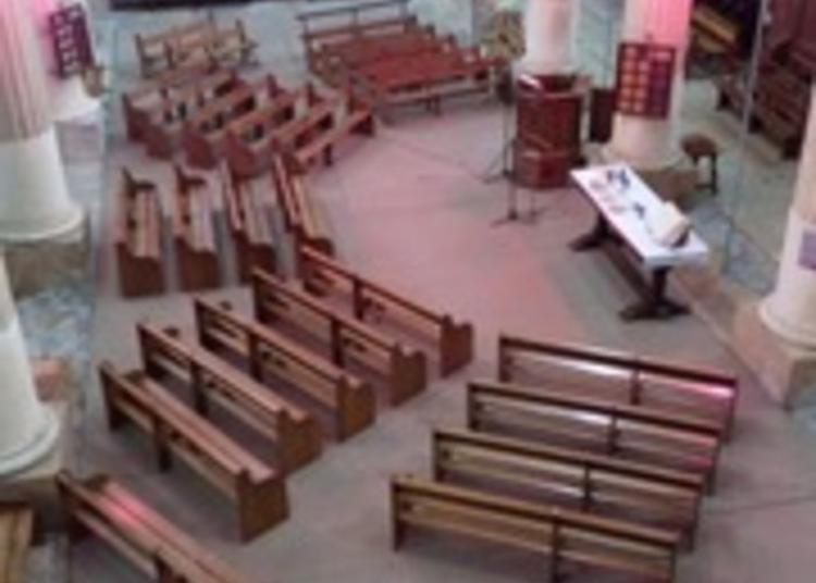 Lecture De Contes Bibliques à Saint-eloi à Rouen