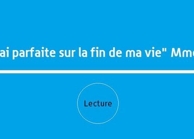 Lecture : Madame De Sévigné : Je deviendrai parfaite sur la fin de ma vie à Versailles