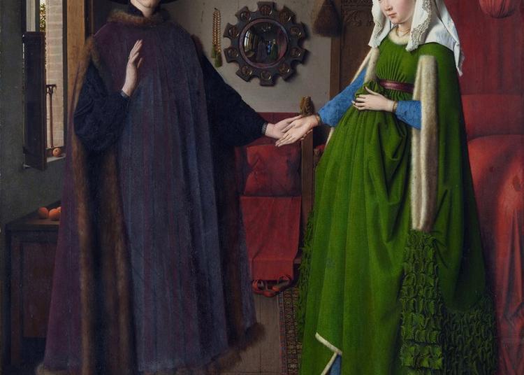 Lecture Musicale D'après Le Tableau De Van Eyck Les Epoux Arnolfini? à Paray le Monial