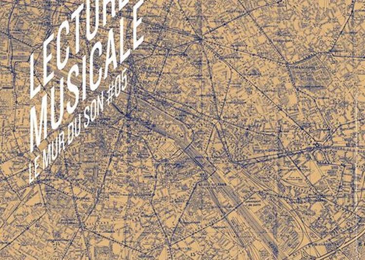 Lecture Musicale - L'Horizon - de Patrick Modiano à Besancon