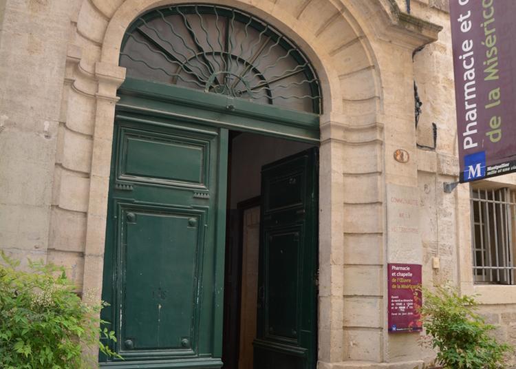 Lecture Théâtralisée De La Charité à L'action Sociale, La Miséricorde à Montpellier