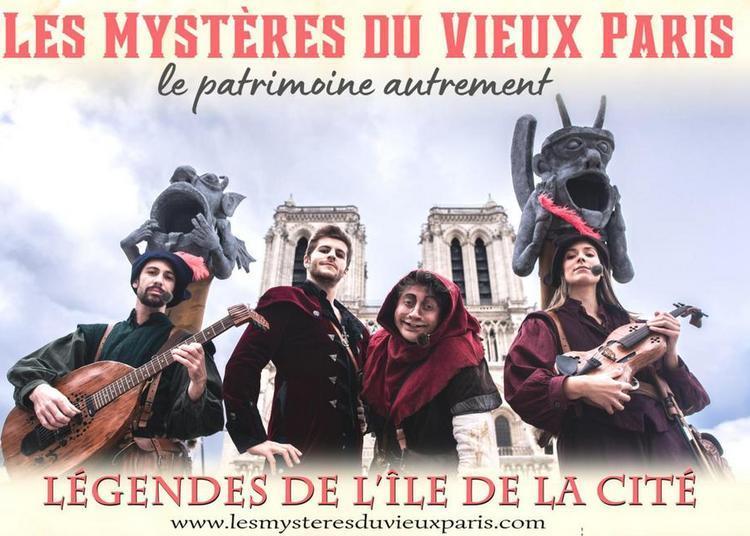 Légendes de l'Île de la Cité à Paris 1er