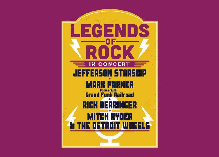 Legends Of Rock à Floirac