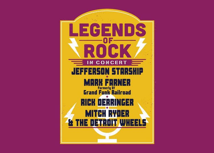 Legends Of Rock Ii à Amiens