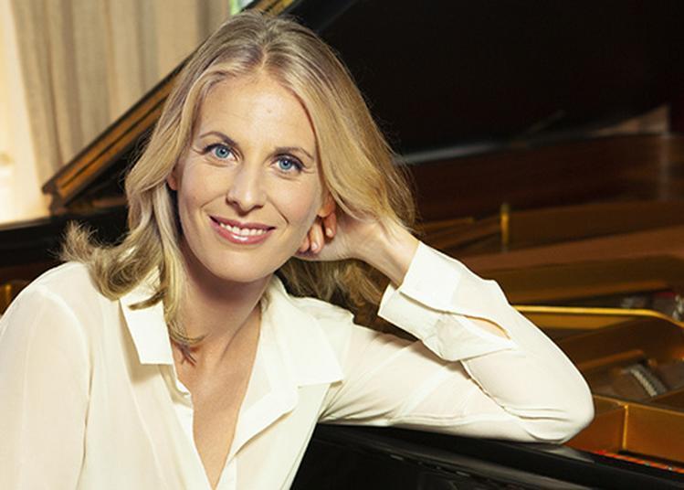 Récital de piano : Claire-Marie Le Guay à Betcave Aguin