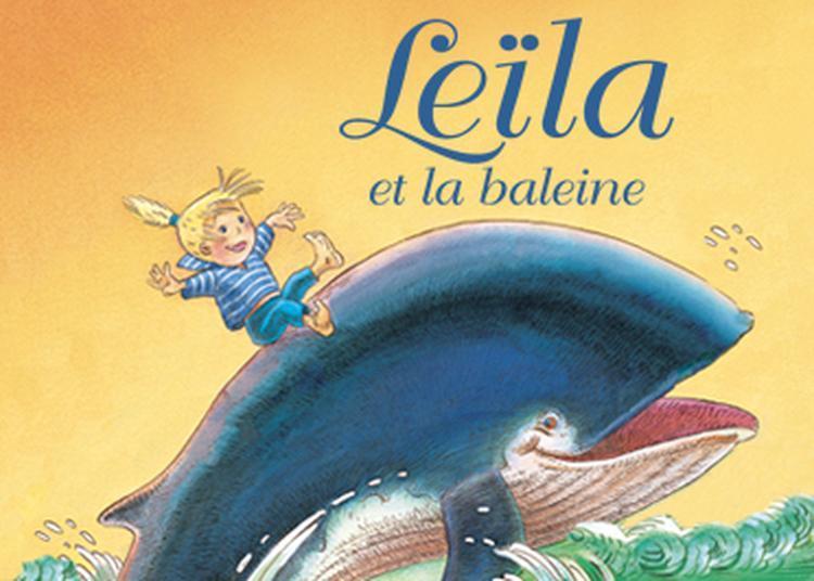 Leïla et la Baleine à Villers les Nancy