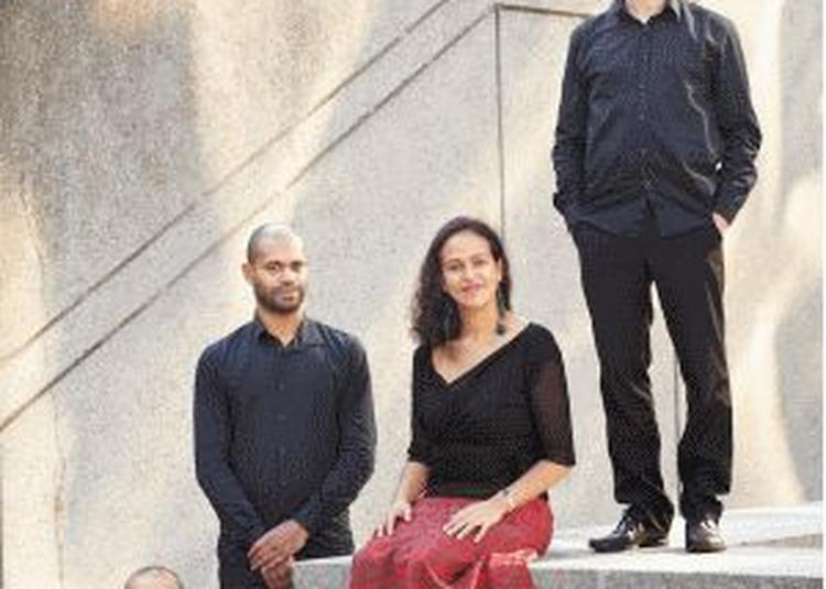 Leila Olivesi Utopia Quartet à Paris à Paris 1er