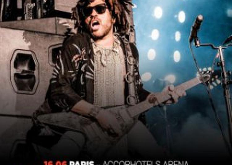 Lenny Kravitz à Floirac