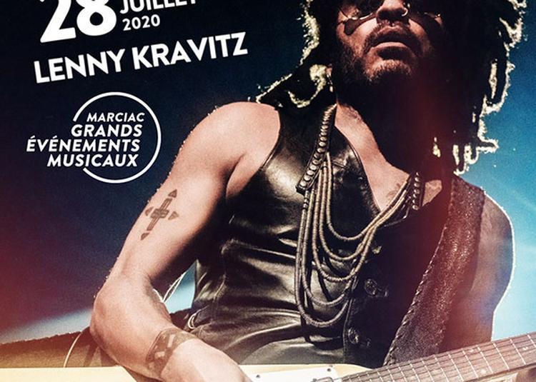 Lenny Kravitz à Marciac