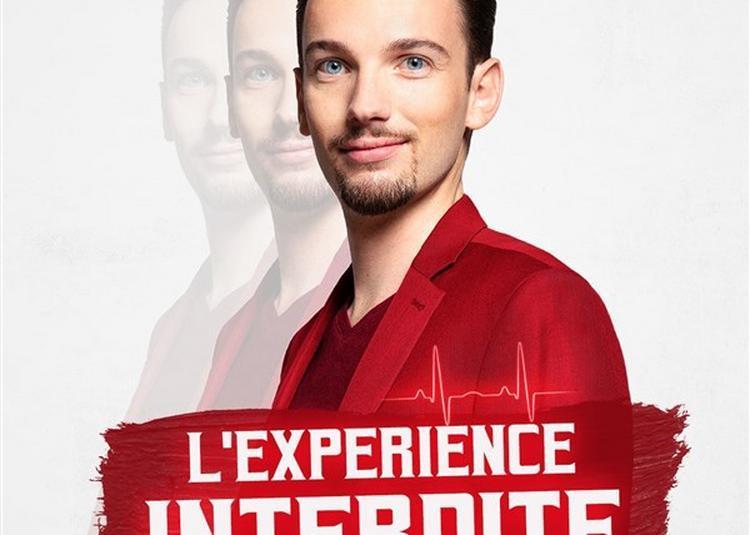 Léo Brière Dans L'Expérience Interdite à Paris 9ème