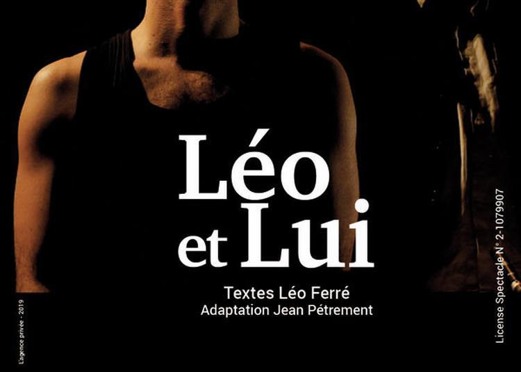 Leo Et Lui à Paris 4ème