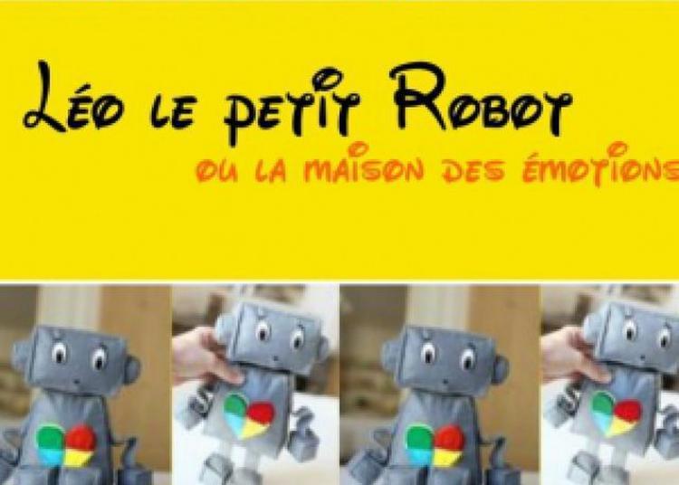 Leo Le  Petit Robot - 18 Mois À 5 Ans à Lyon