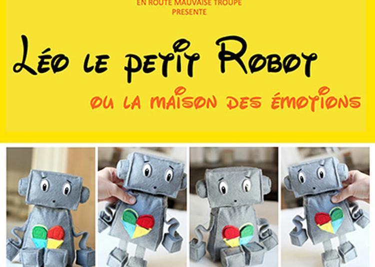 Leo Le Petit Robot à Clermont Ferrand