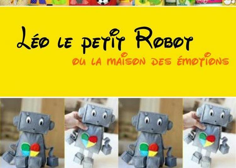 Leo Le Petit Robot à Lyon
