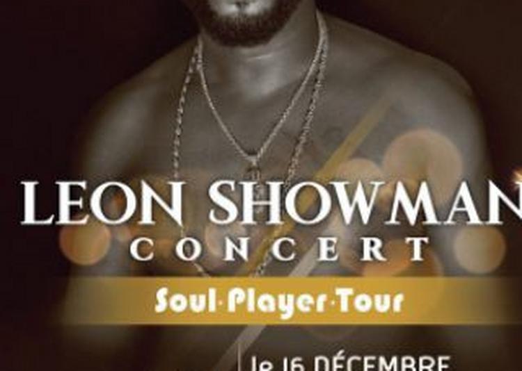 Leon Showman - Soul Player Tour à Toulouse