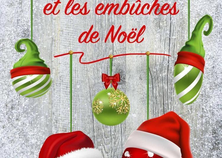 Léontine et les Embûches de Noël à Bougival
