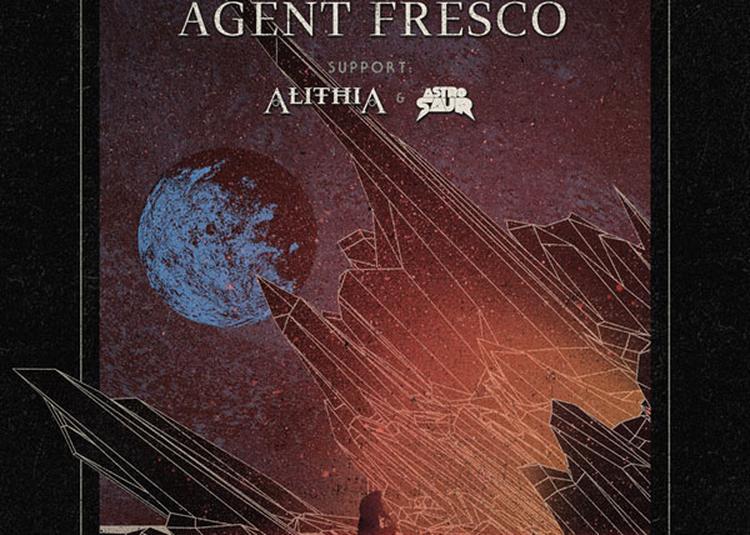 Leprous + Agent Fresco à Colmar