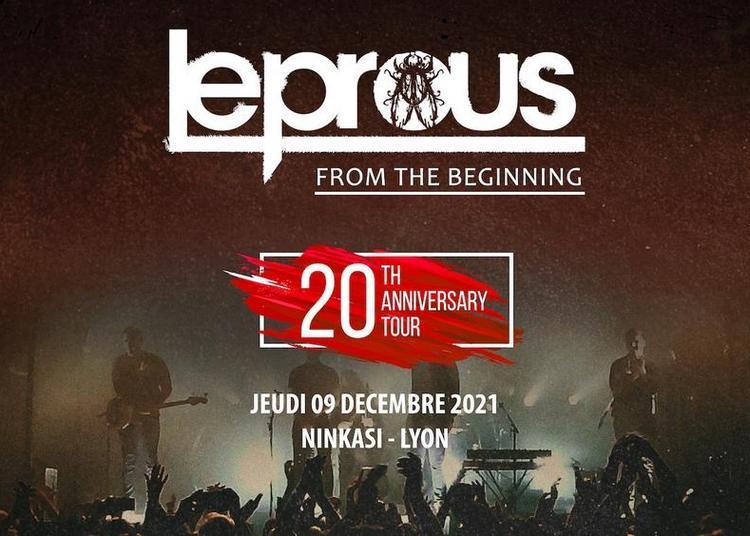 Leprous - Ninkasi - Lyon