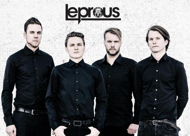 Leprous à Lyon