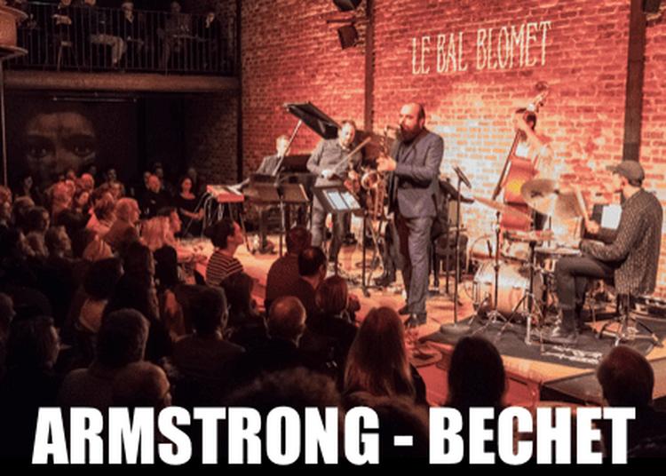 Les 1001 Nuits Du Jazz - Armstrong & Bechet à Paris 15ème