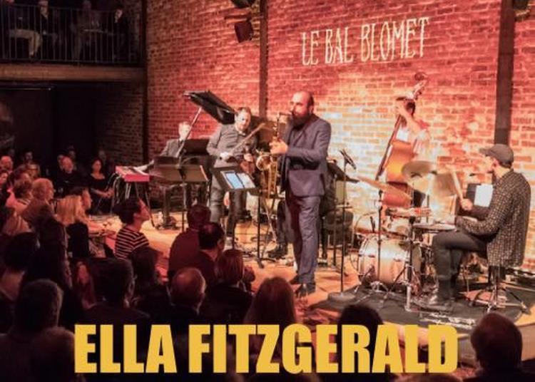Les 1001 Nuits Du Jazz - Ella Fitzgerald, The First Lady Of Song à Paris 15ème