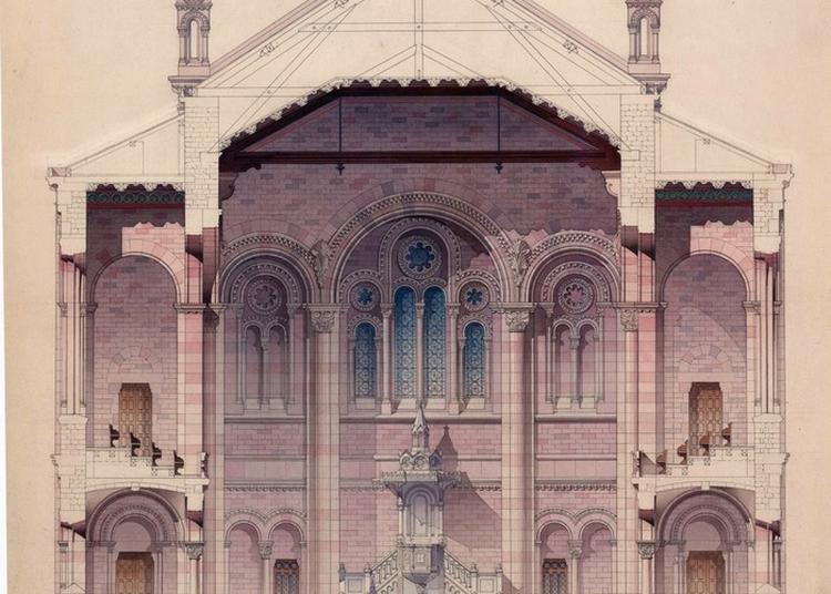 Les 140 Ans Du Nouveau Temple Neuf à Strasbourg