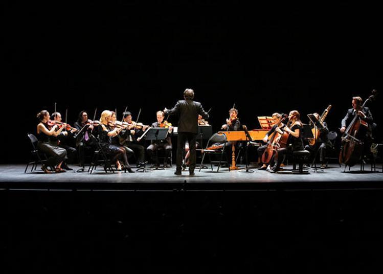 Les 4 Saisons  L'Ensemble Matheus à Plougastel Daoulas