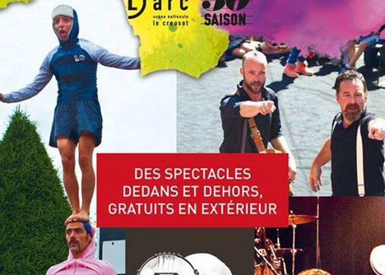 Les 50 ans de L'arc en mode festif et dérision à Le Creusot
