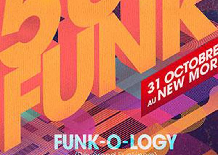 Les 50 Ans Du Funk à Paris 10ème