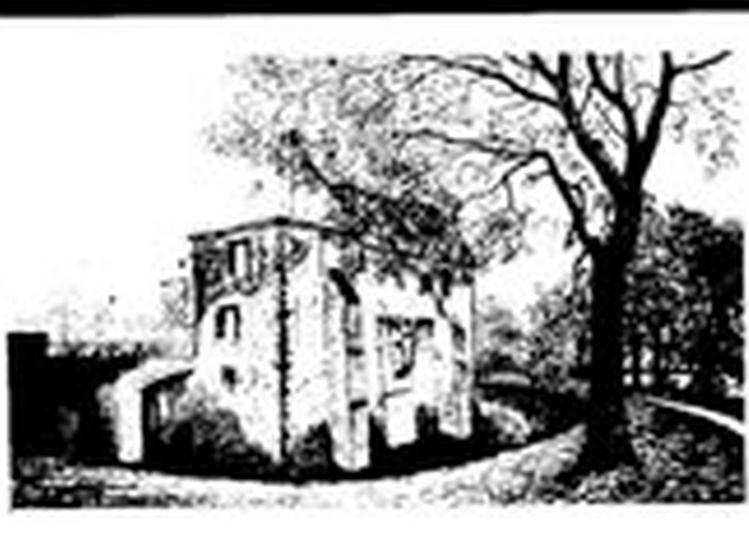 Les 500 Ans De La Première Restauration De La Place Forte De La Gadelière à Rueil la Gadeliere