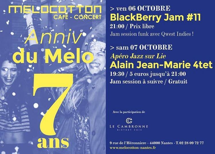 Les 7 ans du Melo ! à Nantes
