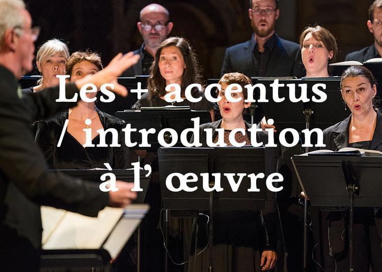Les et accentus / Introduction à l'oeuvre : Paix sur Terre à Rouen